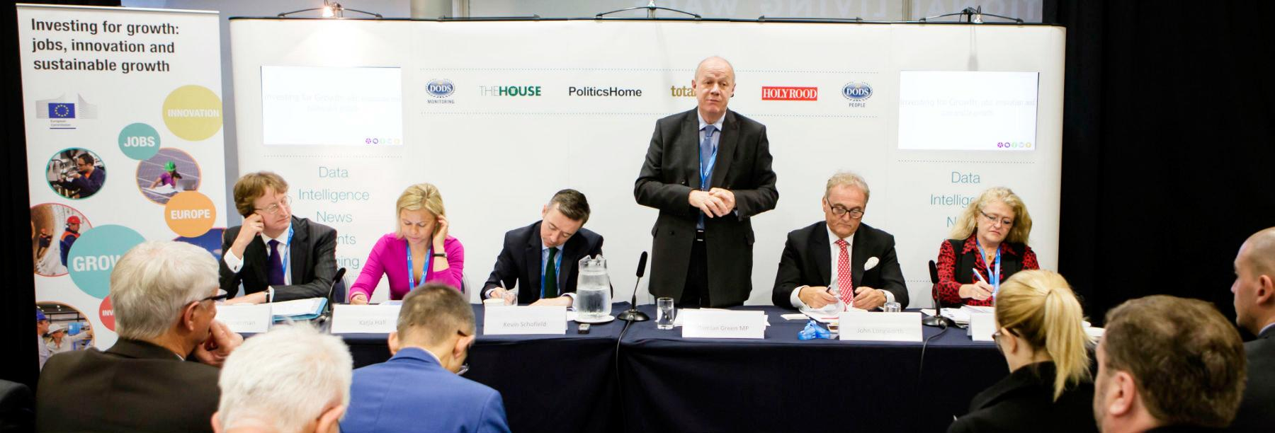 European Commission party conference fringe event.jpg